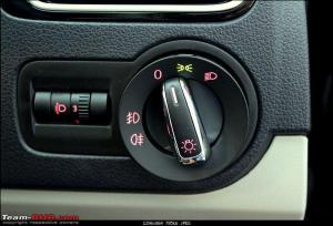 VW Polo DIY: Upgrading cabin light, headlight switch