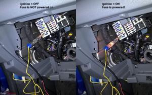DIY: Hardwiring your Dashcam  TeamBHP