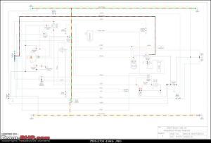 Hero Honda Splendor Plus Wiring Diagram  Wiring Diagram and Schematic