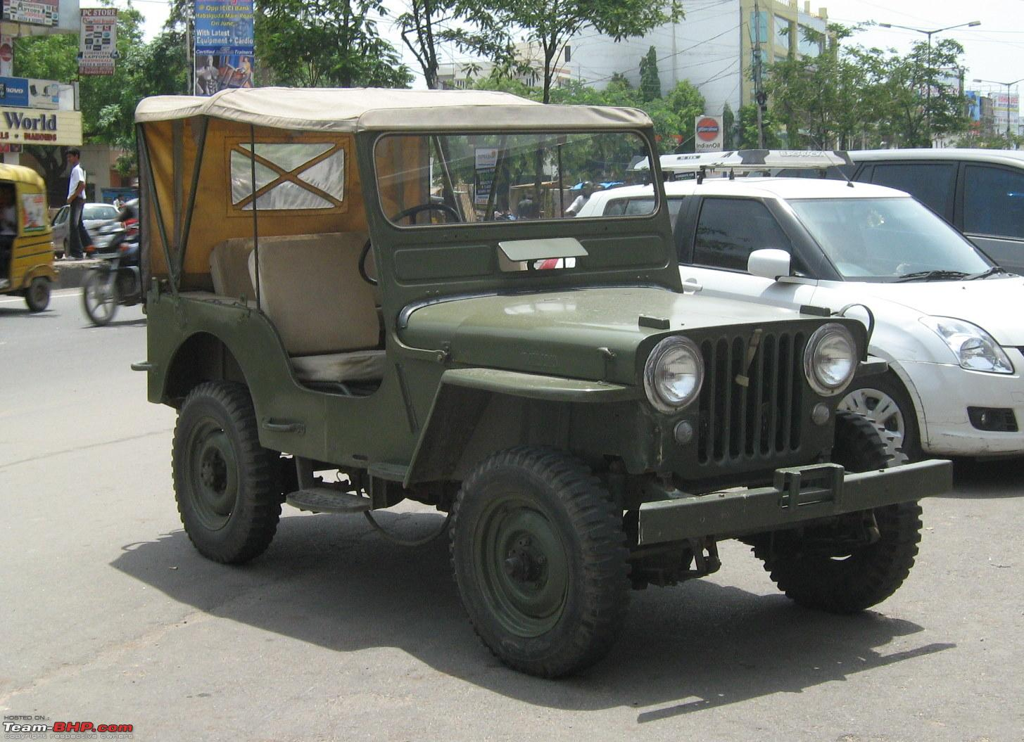 Image result for willys jeep india