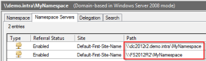 dfs_NamespaceUnterschied