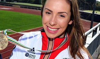 Sam Murray Olympic pentathlete team-i trainer