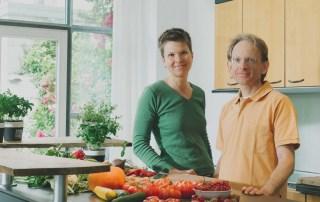 Verena Spitz und Horst M. Portsche