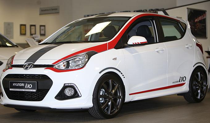 AUTO SPEZIAL – Der neue Hyundai i10
