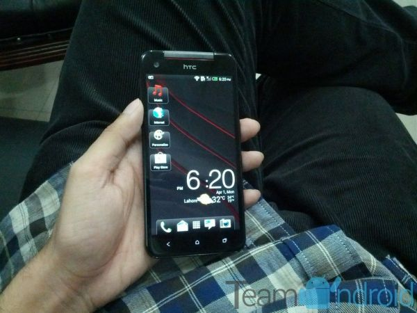 HTC Butterfly - NOS M7 Android 4.1.2 Jelly Bean