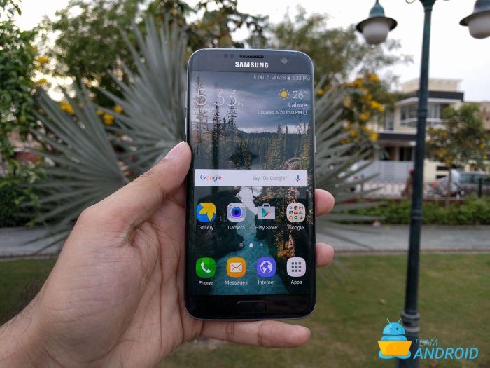 Install KSU1EREA Android 8.0 firmware on Galaxy S7 Edge G935S