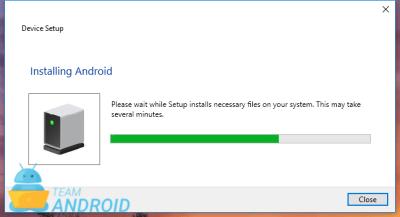 Installing Nexus 6P Drivers