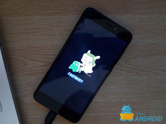 Xiaomi MIUI - Fastboot Mode