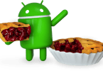 Android 9.0 Pie Logo