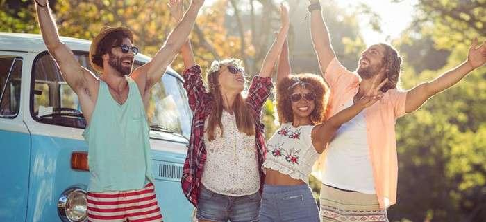Mitarbeiter freuen sich über mehr Freizeit. Dank des neuen Arbeitszeitmodells wurde die Arbeitszeit reduziert.