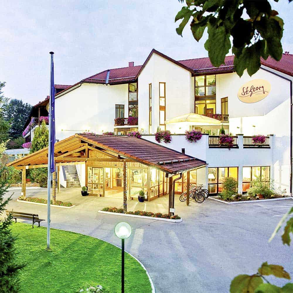 Hotel St. Georg am Chiemsee in Bayern