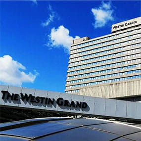 Teambuilding beim Westin Grand München Hotel