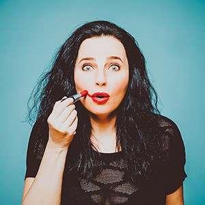 Nadja Maleh, Kabarettistin & Schauspielerin