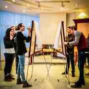 Teambuilding mit Workshop bei City-Challenge München