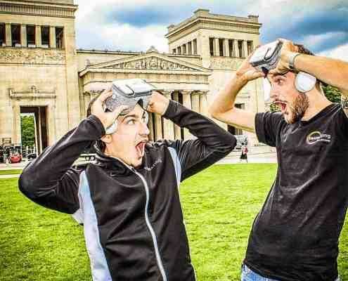 Virtual Reality in München