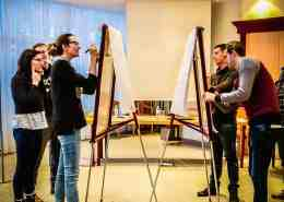 Teambuilding mit Workshop in Stuttgart