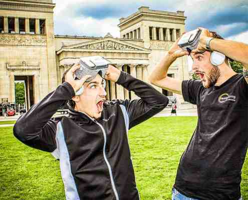 Virtual Reality in Nürnberg
