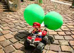 Mario Kart meets Augsburg