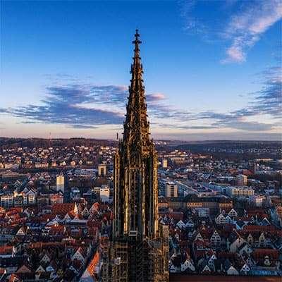 City-Challenge in Ulm