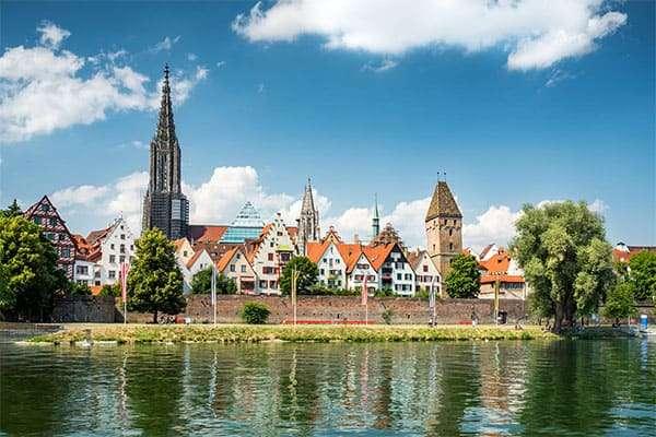 Teambuilding mit der City-Challenge in Ulm
