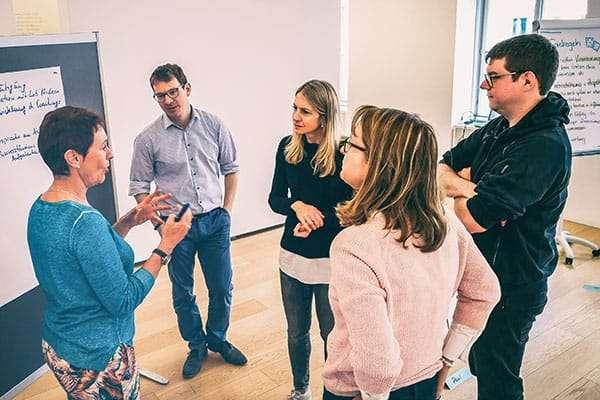 Workshop-Format Konfliktmanagement