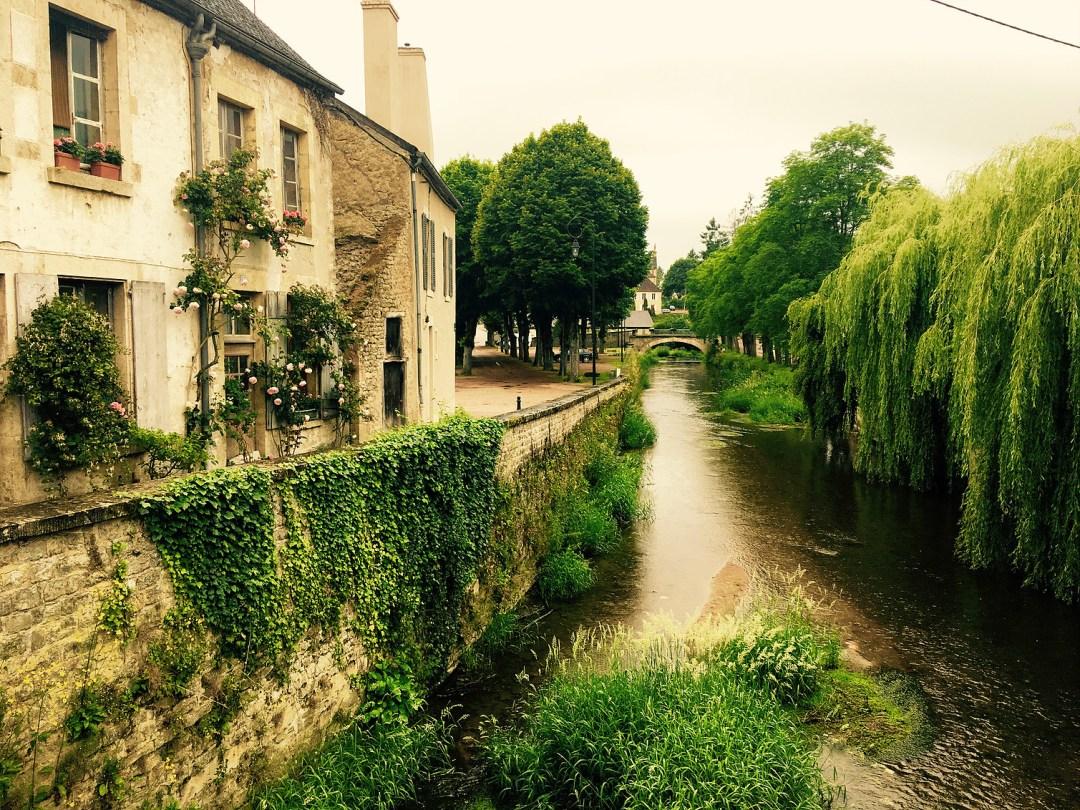 L'Aiguison dans la Nièvre