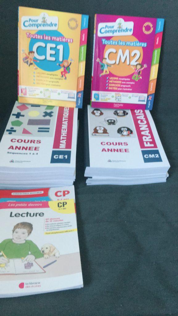 manuel école à la maison