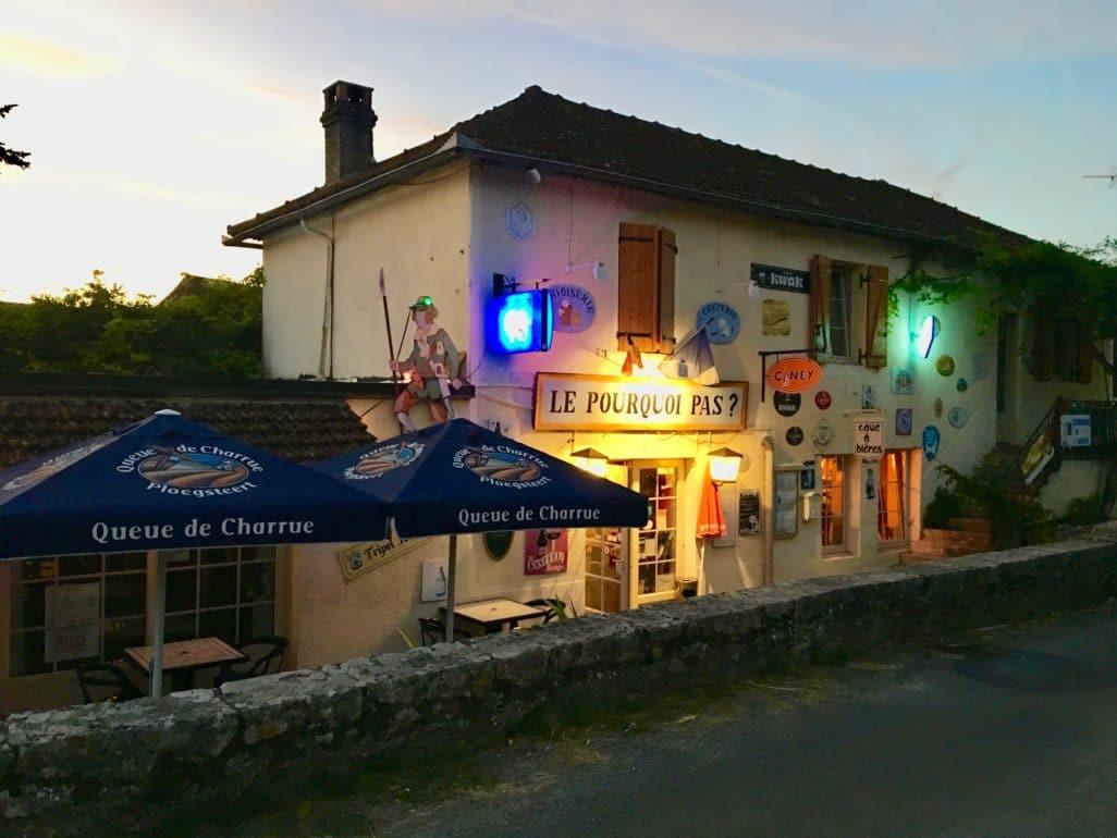 Restaurant le Pourquoi Pas ?