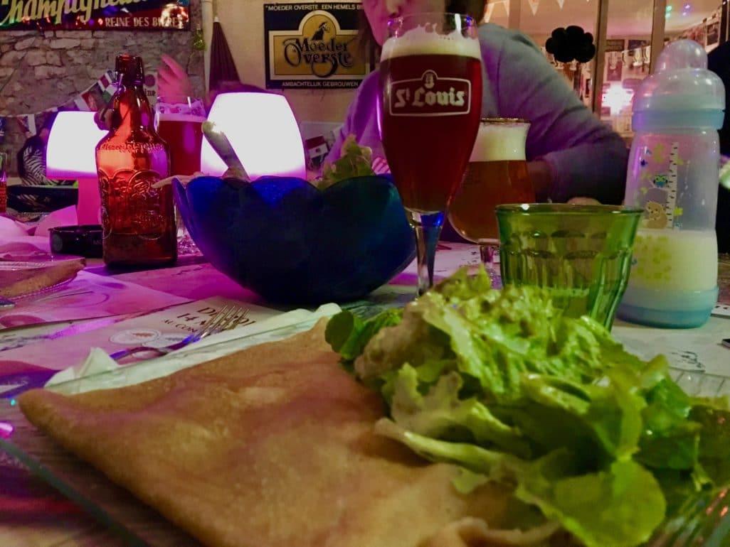 Restaurant le Pourquoi Pas ? Repas