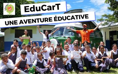 EduCarT | L'Aventure Éducative qui fait voyager les Enfants