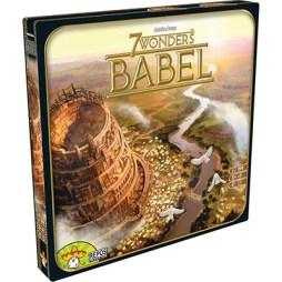 7 Wonders Babel - Cover 1