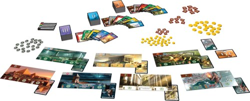 7 Wonders – Overview