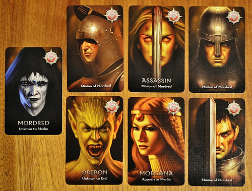 Avalon – Cards
