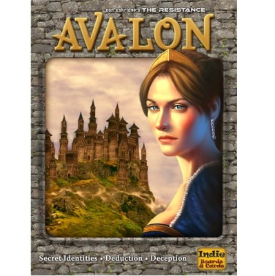 Avalon – Cover
