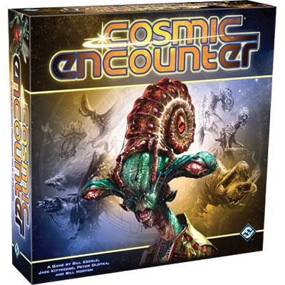 Cosmic Encounter – Cover1