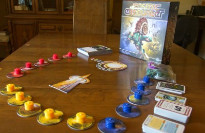 Cosmic Encounter – Overview