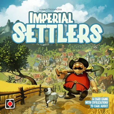 Imperial Settlers - Cover