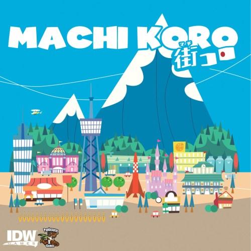 Machi Koro – Cover