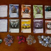 Android Netrunner - Components