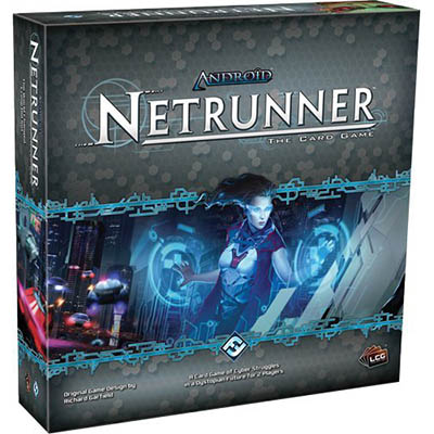 Android Netrunner – Cover