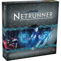 Android Netrunner - Cover