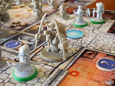 Arcadia Quest – Miniatures
