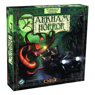 Arkham Horror - Cover