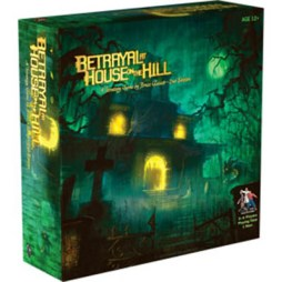 Betrayal at House on the Hill - Cover