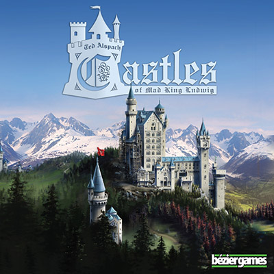 Castles of Mad King Ludwig - Cover