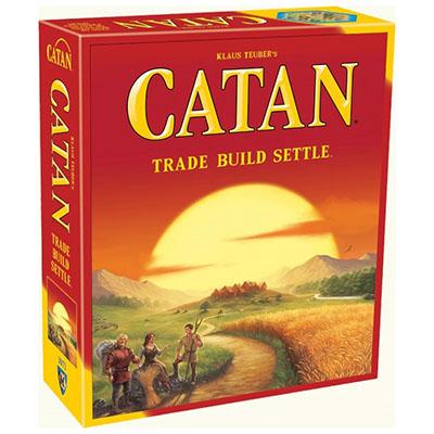Catan 5th Edition – Cover