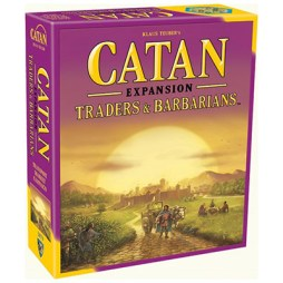 Catan Barbarians and Traders - Cover