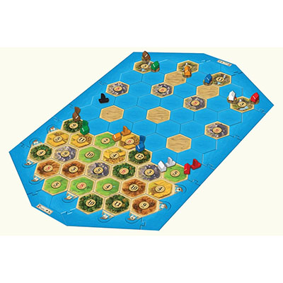 Catan Seafarers 5-6 Players – Overview
