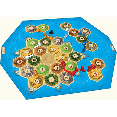 Catan Seafarers – Overview