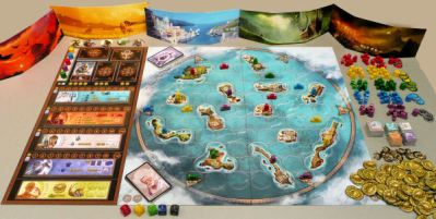 Cyclades – Overview